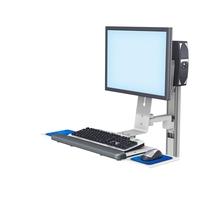 L Bracket Fp Keyboard8in Mseries Channel Loaded LG