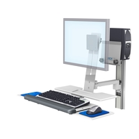 GCX hires L Bracket Fp Keyboard12in Mseries Writing Surface Channel Technical LG