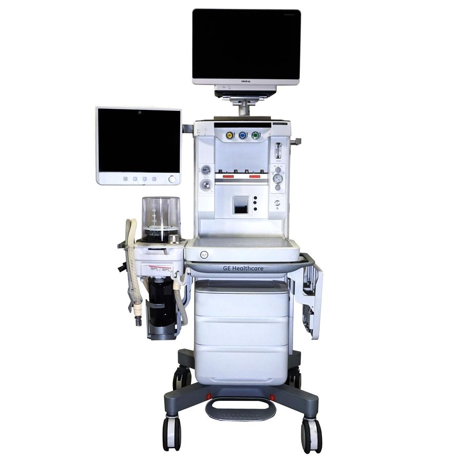 Mindray N12 N15 N17 on GE Carestation 650 Revised