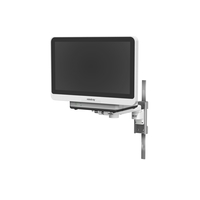 Mindray N12/N15/N17 on M Series Arm for Vertical Rail Mount
