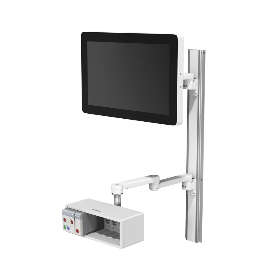 Mindray N22 SMR M Series C Hannel Mount L