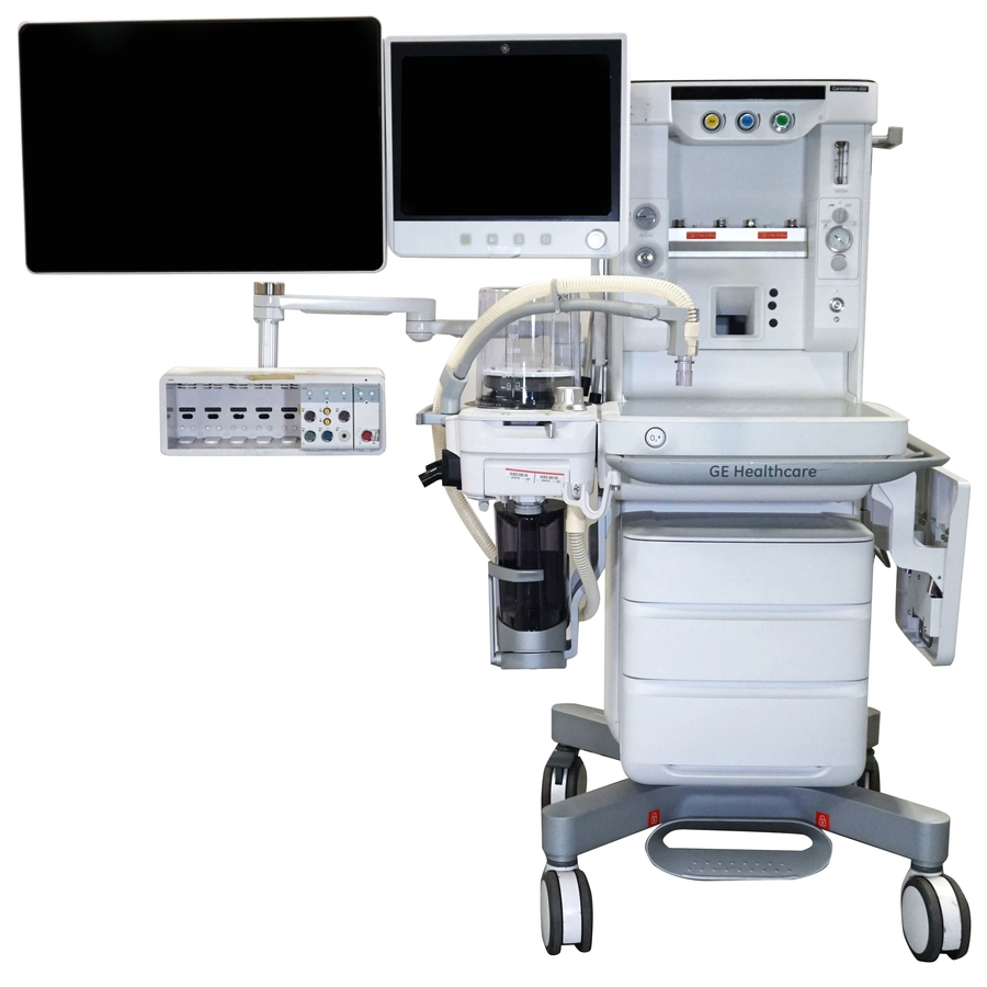 Mindray N19 N22 Series with SMR on GE Carestation 650