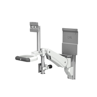 Nihon Kohden Lifescope G9 CSM-1900 on VHM-PL with Riser Variable Height Arm