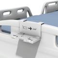 用于 Philips IntelliVue X3/MX100 的床导轨架