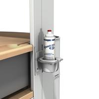 FMC Gel Bottle Holder Channel Mount zoom L