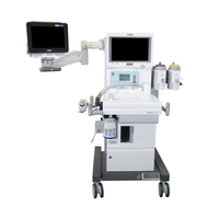 Philips Intellivue MX400450500550 on Dräger Atlan 350 Config 1a
