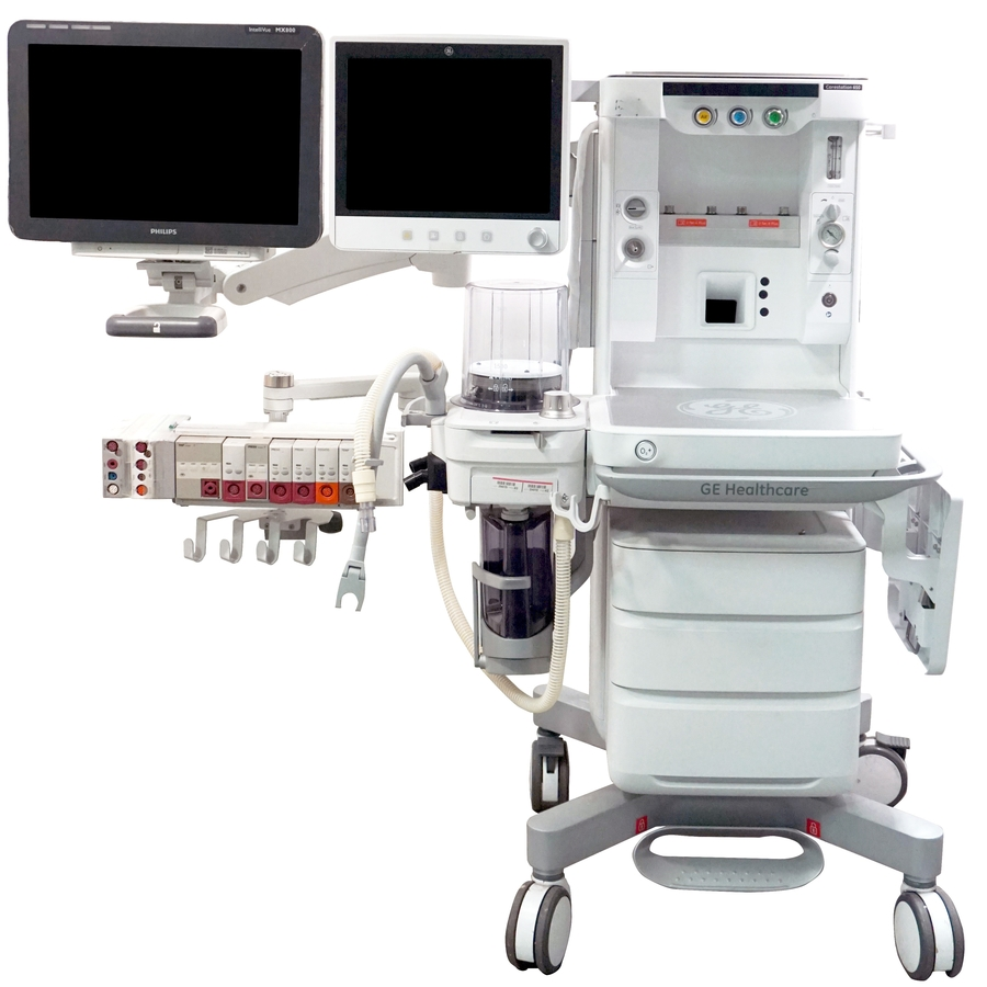 Philips Intelli Vue MX600 700 800 on GE Carestation 650