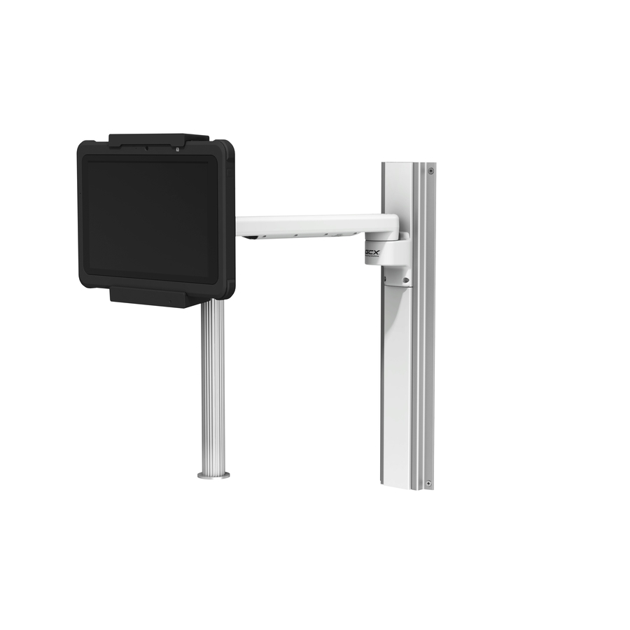 Medical Tablet Mseries16 Post Channel Mount L