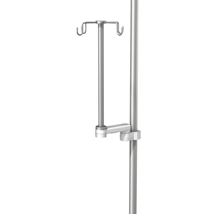 Poly Quip 8in Mseries Pole Mount 19in Up IV LG