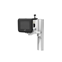Space Labs Qube m Series Wall Channel L