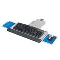 スライドアウト式 キーボードトレイ VHRCカート/Fixed Heightモバイルカート用 チルト調整機能付