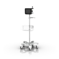 Space Labs Qube Rollstand Basket Handle L