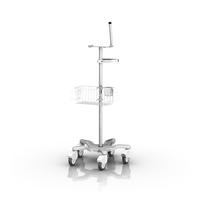 Space Labs Qube Rollstand Basket Handle U