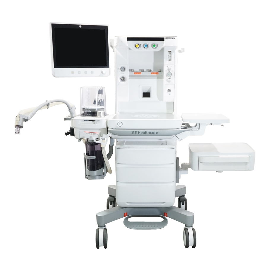 GE Carestation650 Single Stor Locx