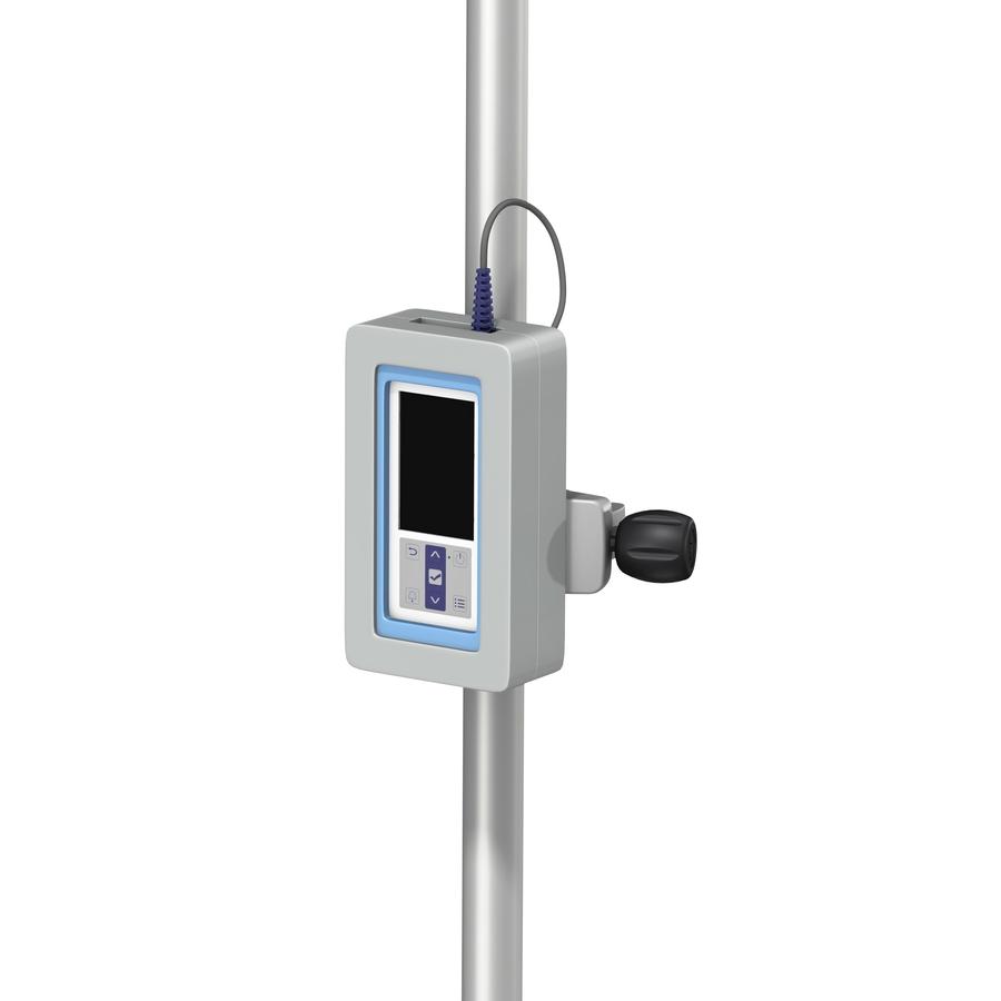 NE 0043 80 nellcor Pulse Oximeter PR Cmount loaded LG