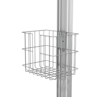 RS 0001 28 Roll Stand Utility Basket VHRC LG