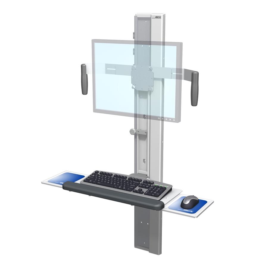 GCX hires vhc mntr kybrd flushmnt tech LG 7