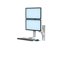 VHM-P with Dual Stacked Displays and Keyboard