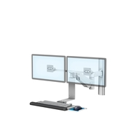 VHMP Side Dual Monitors Keyboard EXT T