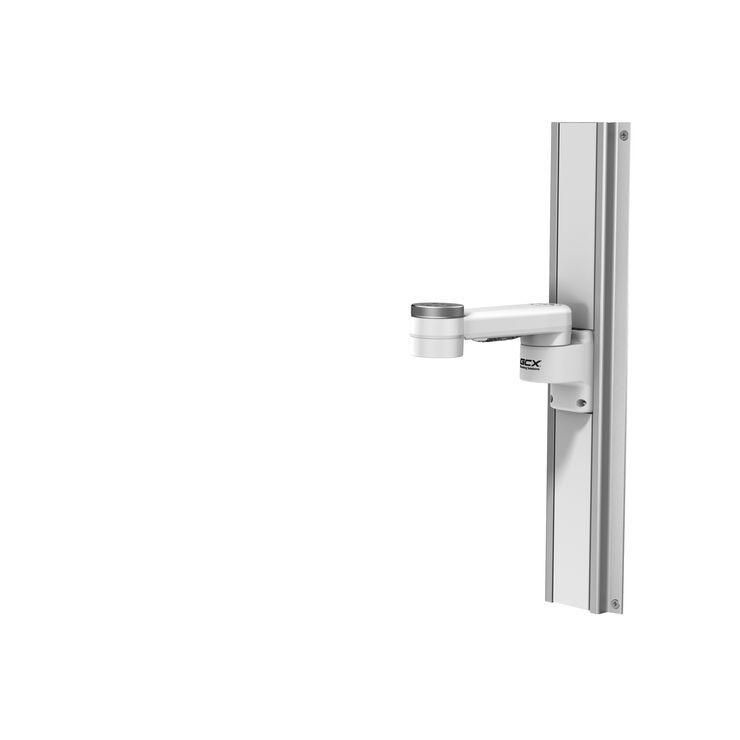 WMM-0005-01 - 8 英寸/20.3 厘米 M Series 旋转臂,带只有转环头的前端