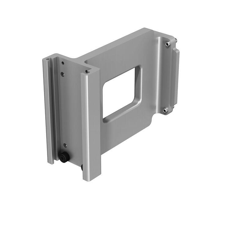 WS-0003-21 - 6 英寸/15.24 厘米固定延伸臂,带 5.5 英寸/14 厘米滑道,可与 VHM/M Series 臂一起使用