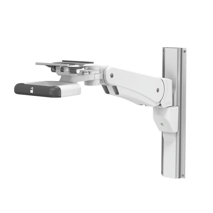 WS-0012-01 - VHM-PL(锁定)可变高度臂,带滑入式安装底盘